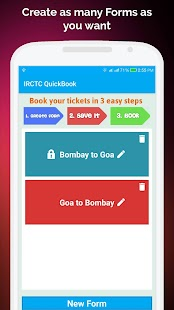 IRCTC Quick Book - Fastest Tatkal Ticket - náhled