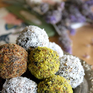 Sweet and slightly sour truffles and a GIVEAWAY