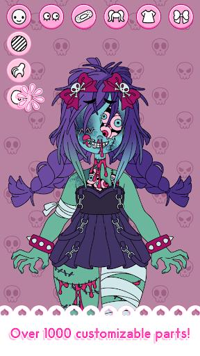 Monster Girl Maker 2 2.0.0 screenshots 2