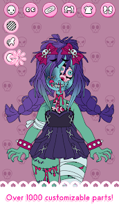 Monster Girl Maker 2 Mod Apk (Full Unlocked) 2
