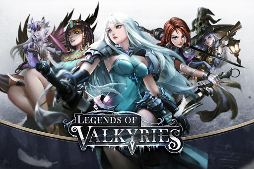 Legends of Valkyries 1.7.0.1 Cheat screenshots 6
