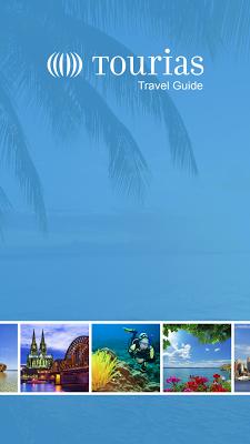 TOURIAS - App&Web Travel Guide - screenshot