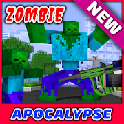Zombie Apocalypse for MCPE Map