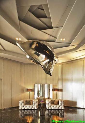 天井のデザインアイディア