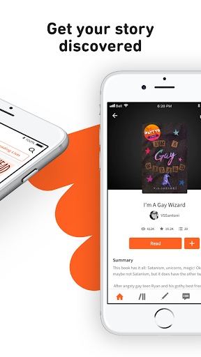 Wattpad Beta 8.36.0.3 screenshots 2