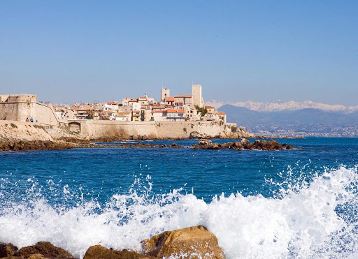 France-Antibes.jpg - Antibes is a resort on the Cote d'Azur, France.
