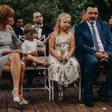 Wedding photographer Fanni Jágity (jgity). Photo of 20.11.2017