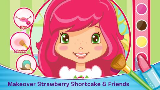 Strawberry Shortcake Salon