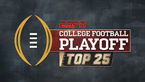 College Football Playoff: Top 25 thumbnail