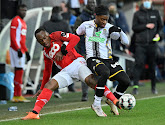 Standard-Charleroi: déception pour Joris Kayembe et les Zèbres