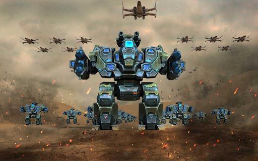 未來派戰爭機器人