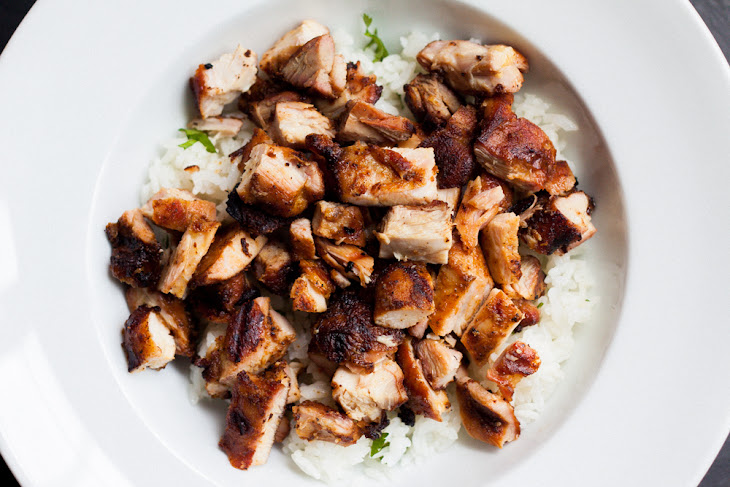 Chipotle's Chicken Burrito Bowl Recipe | Yummly