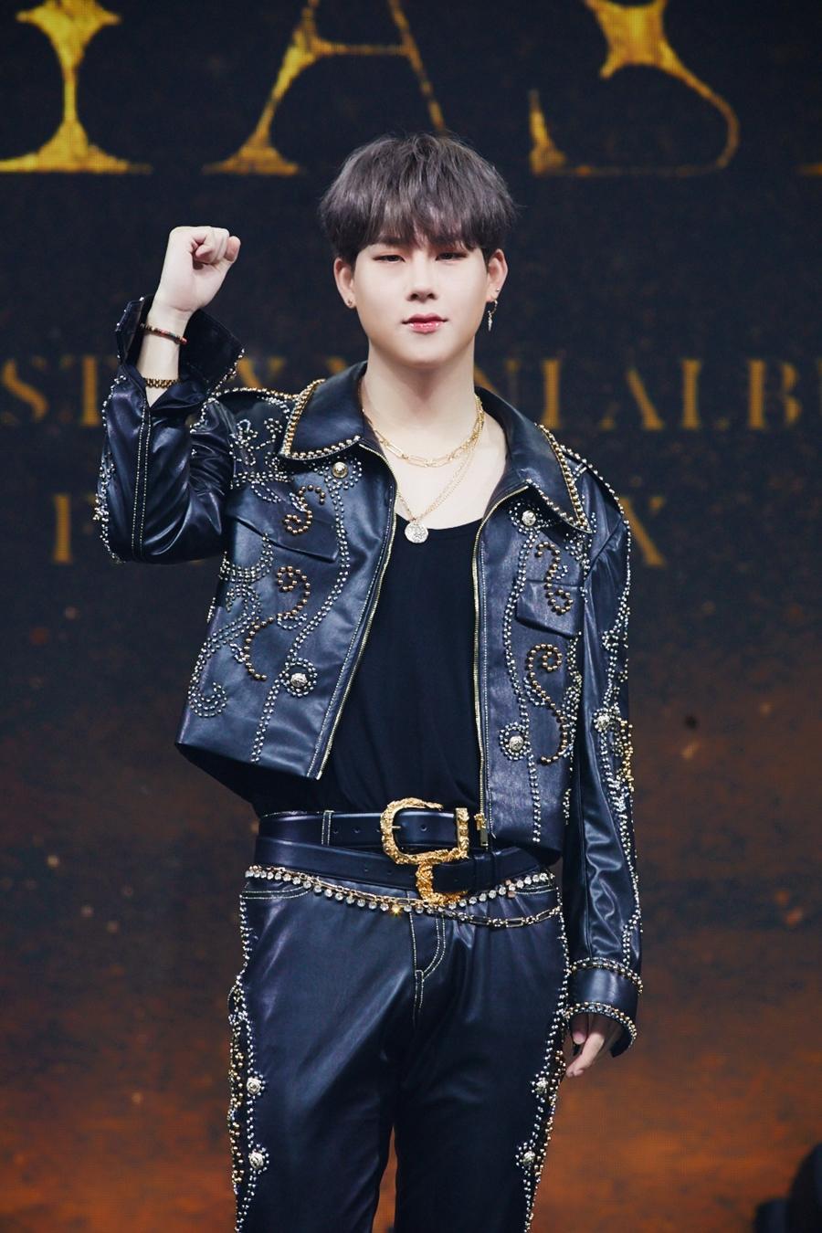 jooheon swan 1