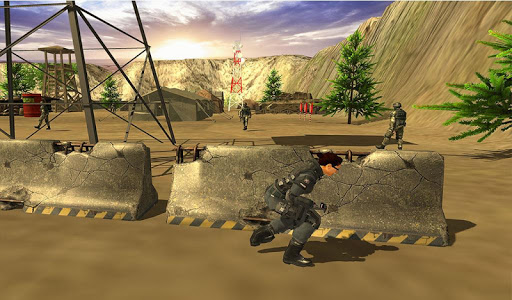 Secret Agent US Army Mission 1.0.29 Apk for Android 8