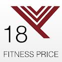Fitness Price Paris 18 icon