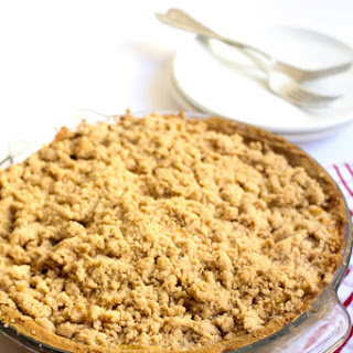 Dutch Apple Pie (Gluten Free + Dairy-Free)