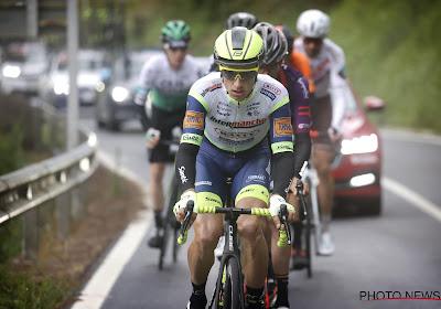 Is Quinten Hermans op weg naar de roze trui in de Giro?