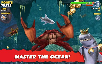 Hungry Shark Evolution APK screenshot thumbnail 24
