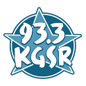 93.3 KGSR icon
