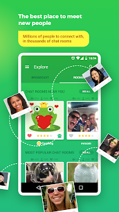 Camfrog – Group Video Chat ‏ 3