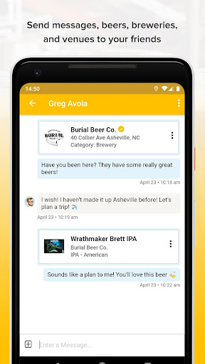 Untappd - Discover Beer screenshot 4