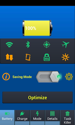 Battery Power Up - Optimizer