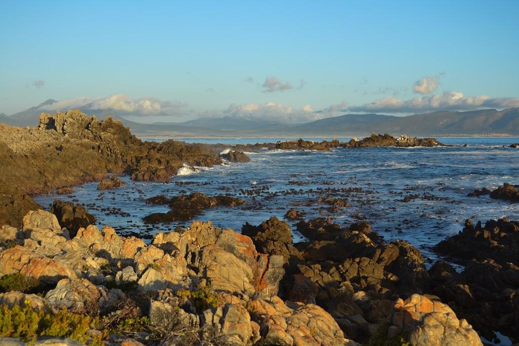 Kleinmond sea