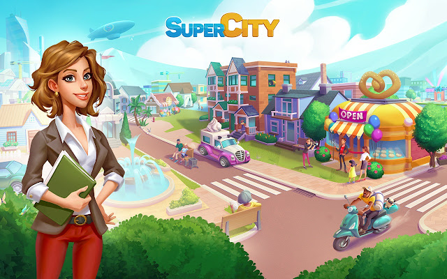 SuperCity Access