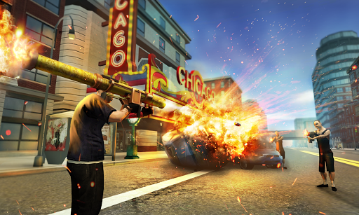 Chicago Crime simulador 3D