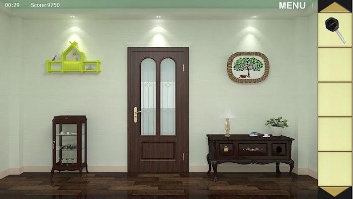 The Fancy Rooms Escape - screenshot