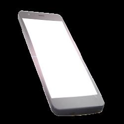 White Screen Flashlight