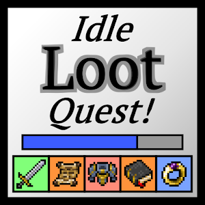 Idle Loot Quest for PC and MAC