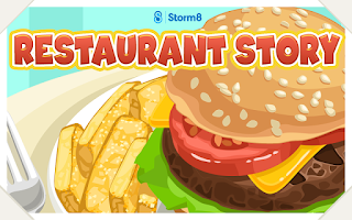Screenshot of Restaurant Story™