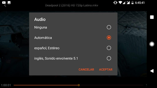 Flix Player for Android 1.0.11 screenshots 6