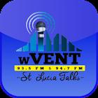 WVENT 93.5/94.7 FM icon