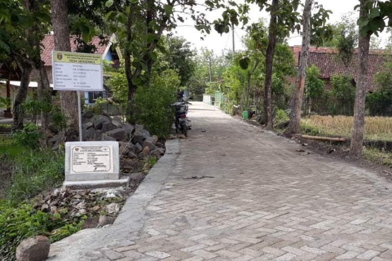 Profil Desa Jatigembol Kabupaten Ngawi