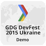 DevFest Ukraine 2015 Guide Icon