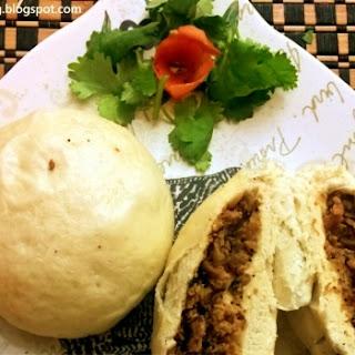 Steamed Chicken Buns Recipe