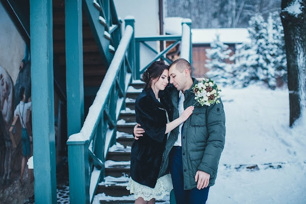 Свадебный фотограф Андрей Вишняков (AndreyVish). Фотография от 29.01.2018