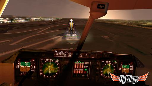 Flight Simulator 2015 Flywings - Paris and France apkpoly screenshots 18