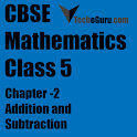 CBSE MATHS Quiz Class 05_CH 02 icon