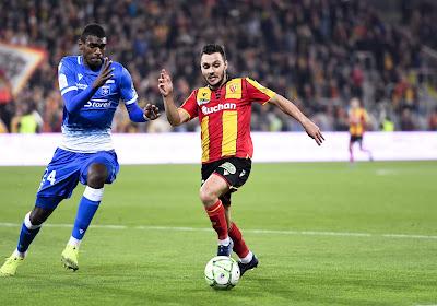Harisson Marcelin, prêté par l'AS Monaco au Cerce de Bruges