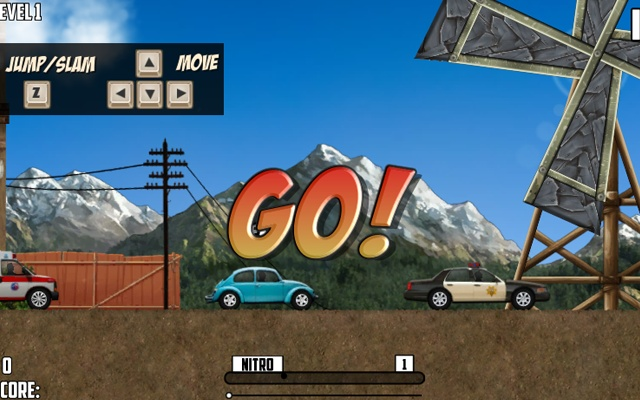 Death Chase Game