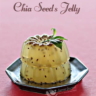 Chia Seeds Jelly.