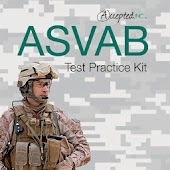 ASVAB Exam Practice Kit