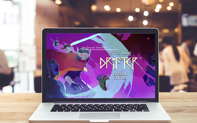 Hyper Light Drifter HD Wallpapers Game Theme