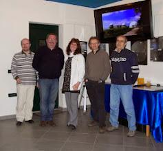 Photo: Patty and crew of Gorizia