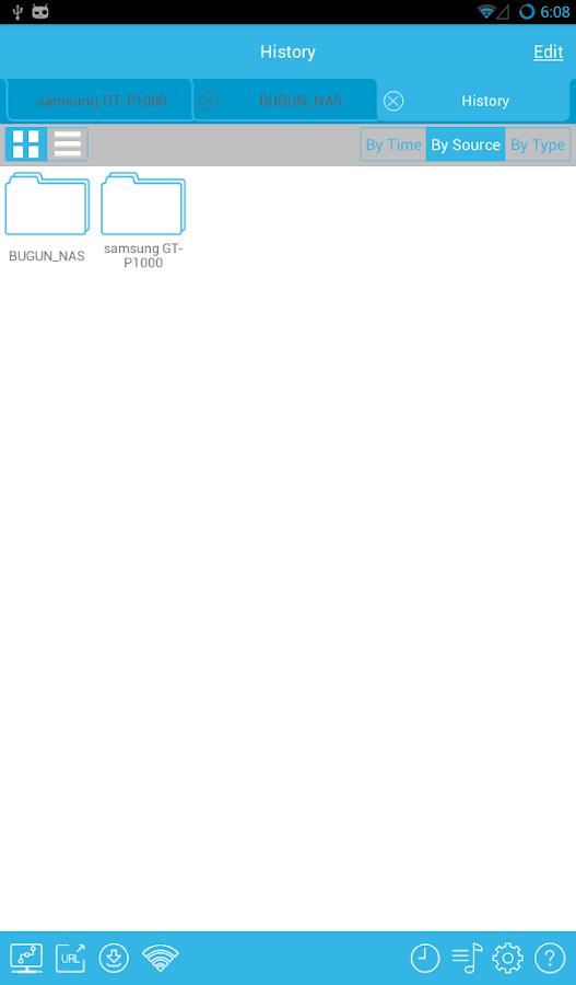 BUZZ Player- screenshot