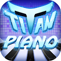 Titan Piano: Melody from Keyboard icon