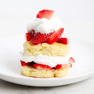 Strawberry Shortcake Biscuits Recipe